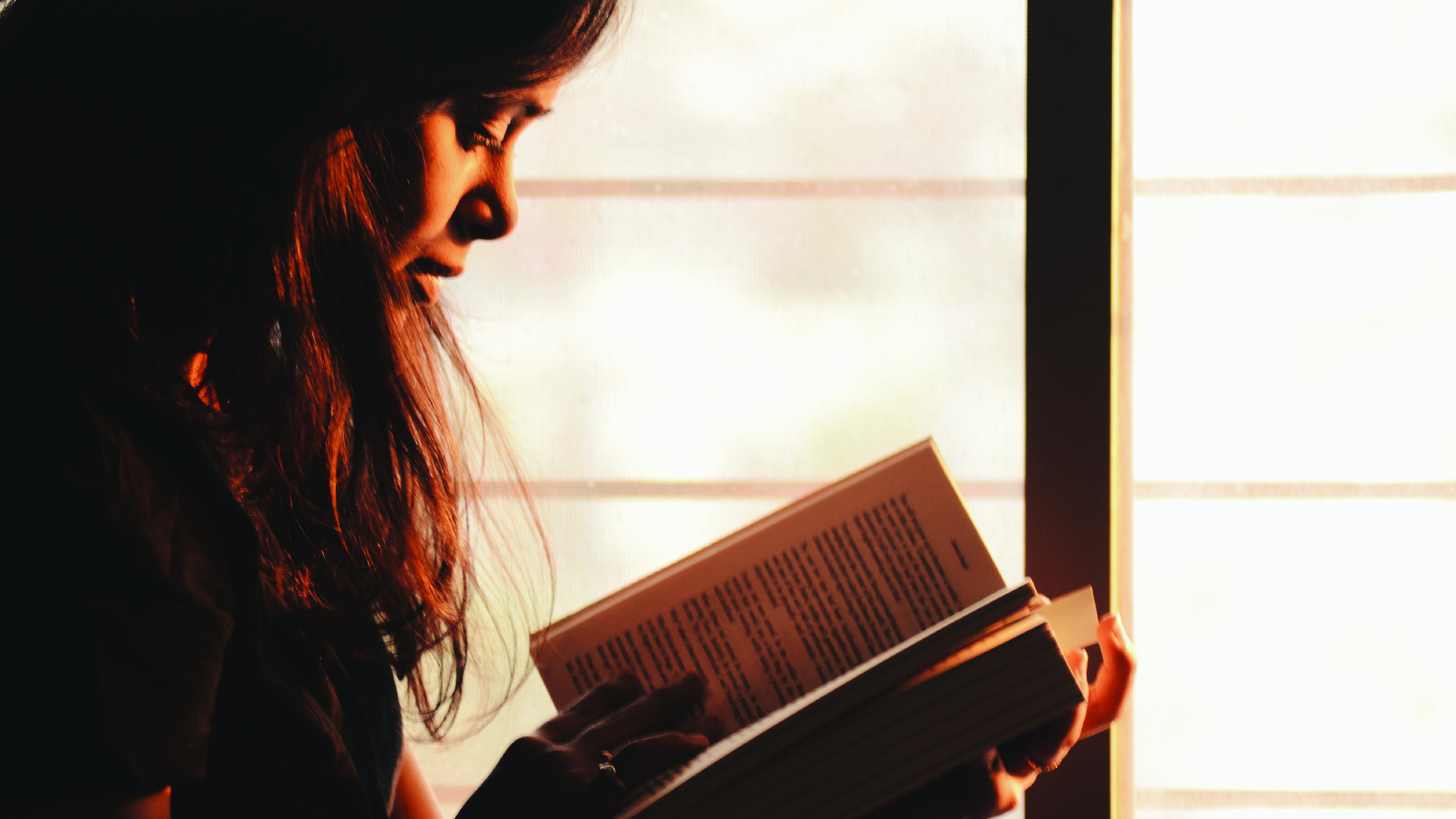 Wewa Films   Woman reading